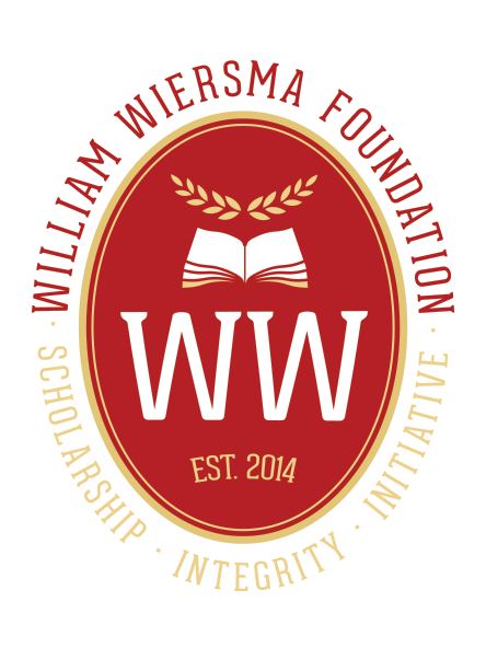 The William Wiersma Foundation logo