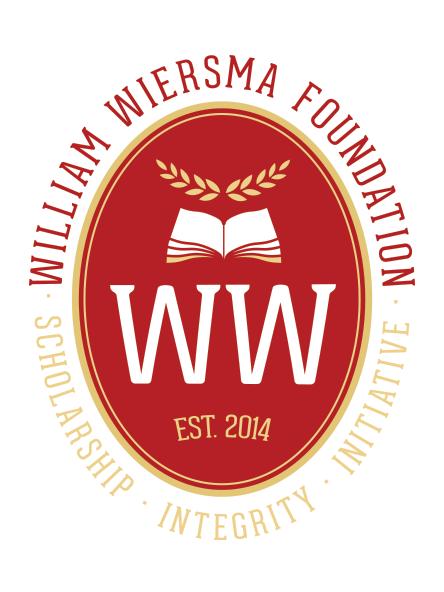 The William Wiersma Foundation logo